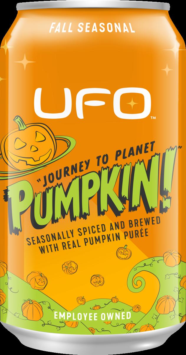 UFO Pumpkin V2