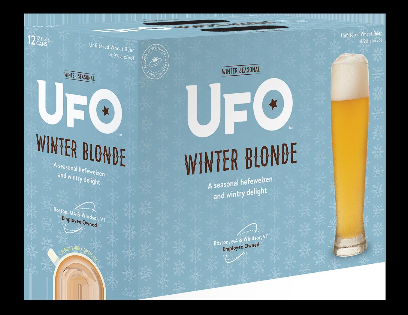 Winter Blonde 12 pack