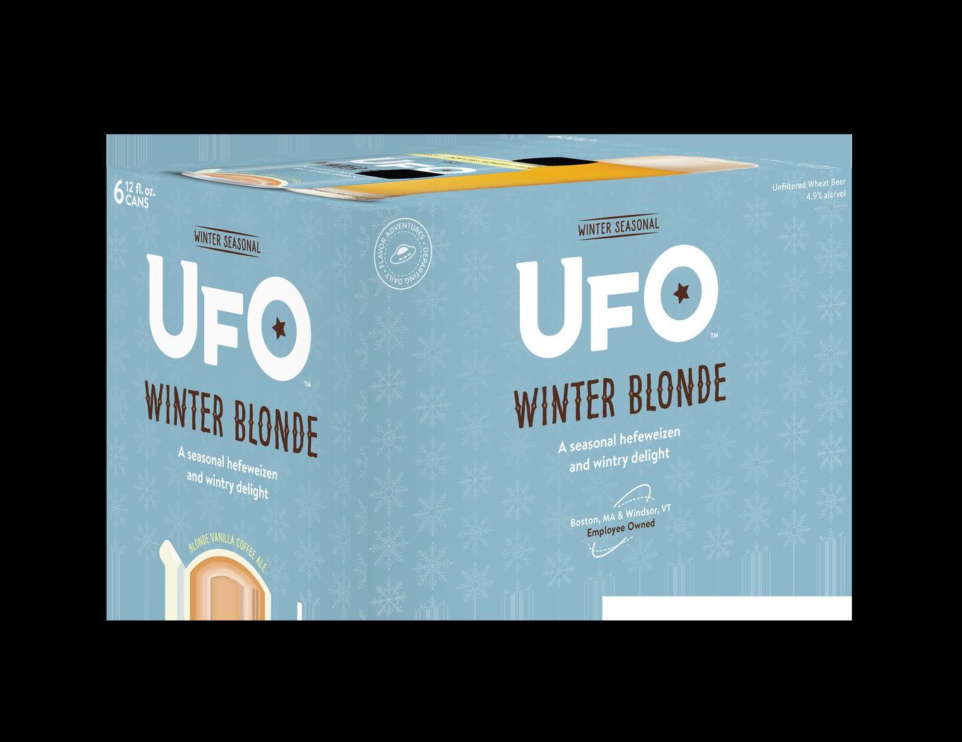 Winter Blonde 6 pack
