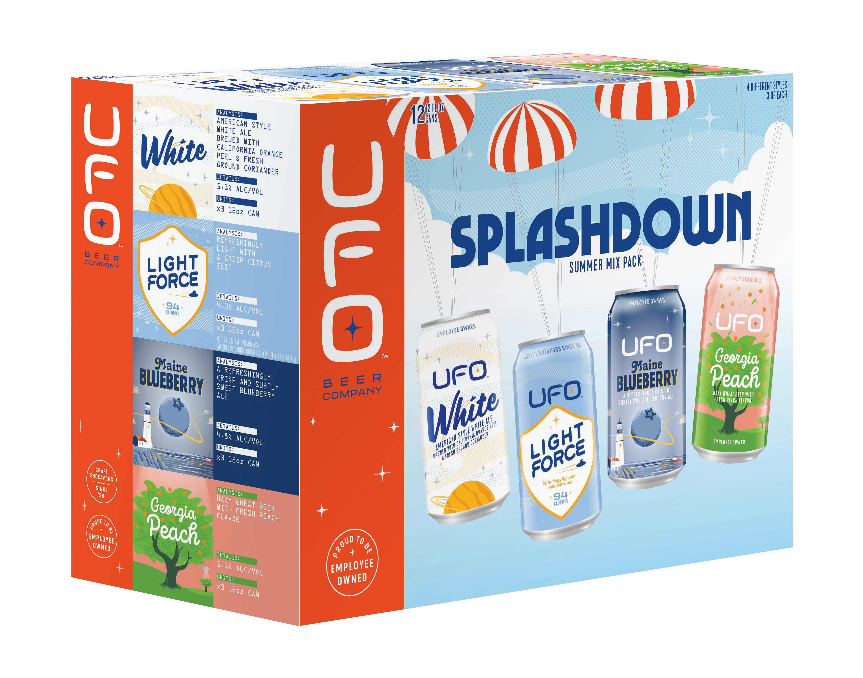 Splash Down Mix Pack